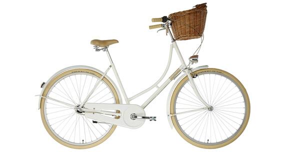 Creme Holymoly Solo kaupunkipyörä , valkoinen